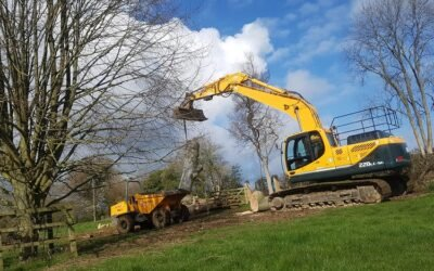 Kiwi Building rolls in the heavy machinery