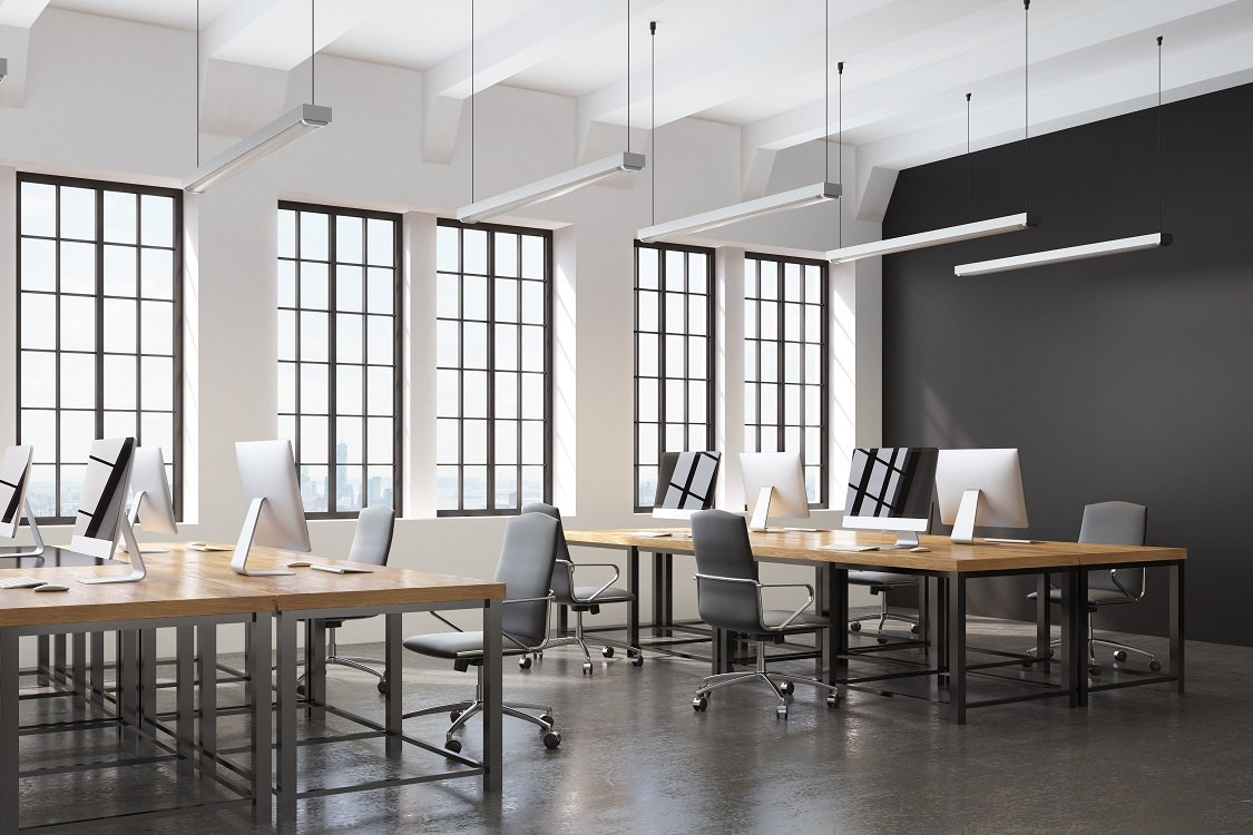 Kiwi Building Inspiration Gallery - Office clean lines